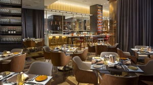 Grissini, Grand Copthorne Waterfront Hotel